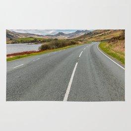 Road to Snowdon Rug