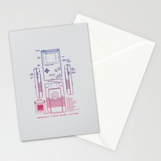 Game Kid Stationery Cards