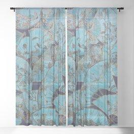 Matthew Williamson Fanfare Sheer Curtain