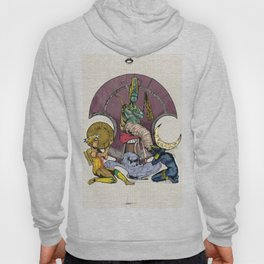 Osiris - Ancient Egyptian God of the Underworld Hoody