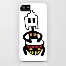 Drummer 3 iPhone Case