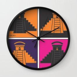 mexic.eye Wall Clock