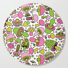 Shroomin Hi-Lite Cutting Board