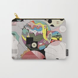 Spiteful Happy Carry-All Pouch