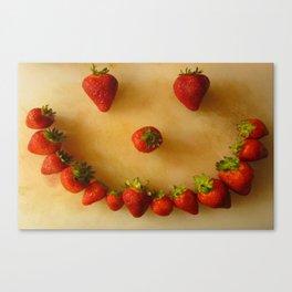 Strawberry [SWAG] Canvas Print