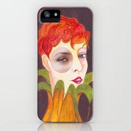 RETRATO 120314 iPhone Case