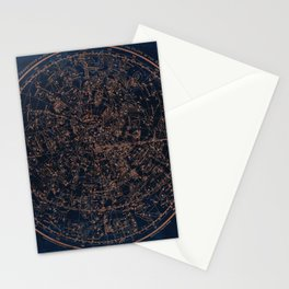 Constellations of the Northern Hemisphere Stationery Cards