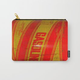 gasoline vintage stancan old can Carry-All Pouch