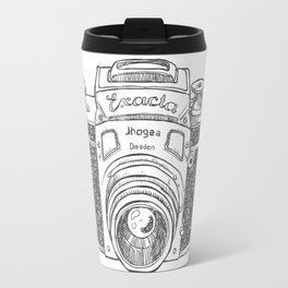 old machine Travel Mug