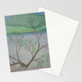 Banks of the Canal Stationery Cards