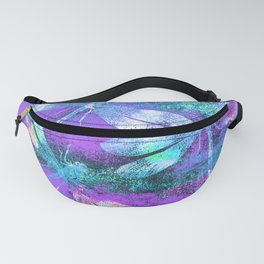 Mauritius Dragonflies WW Fanny Pack