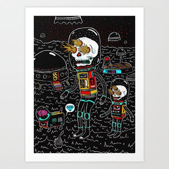 denrobot Art Print