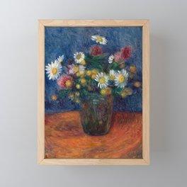 Flowers, William James Glackens, 1915 Framed Mini Art Print