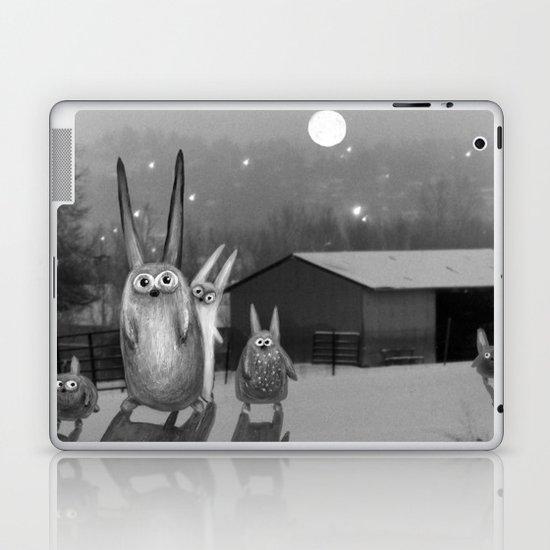 Night Scene Laptop & iPad Skin