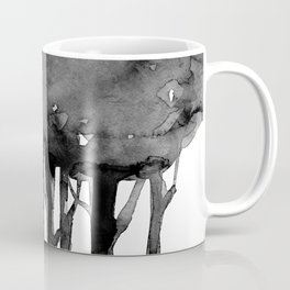 Tree Impressions No. 2K by Kathy Morton Stanion Coffee Mug