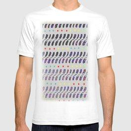 Charol Chani patrón T-shirt