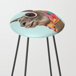 FASHION LAMA Counter Stool