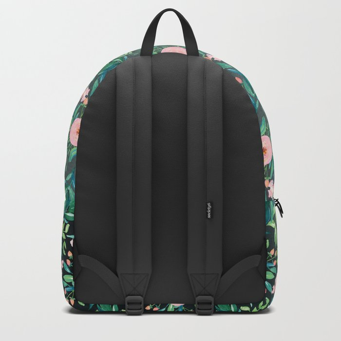 The Night Meadow Pattern Backpack