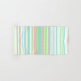Stripe obsession color mode #2 Hand & Bath Towel