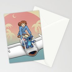 Nobody Gets Left Behind Stationery Cards