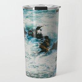 Palos Verdes Surf Travel Mug