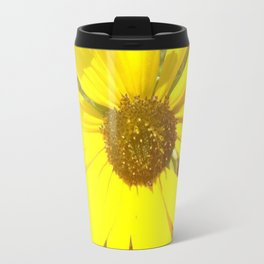 sunflower beauty  Travel Mug