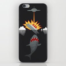 Bad Luck Combo iPhone & iPod Skin