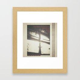 Bengal Pounce  Framed Art Print