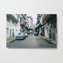 Centro Habana Metal Print