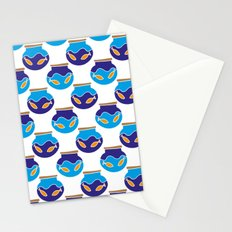 Fish Bowls Stationery Cards