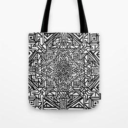 Blueprint of Consciousness Tote Bag