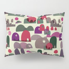The Village, Navidad Pillow Sham