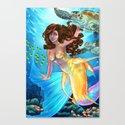 Hawaiian Mermaid by daunt