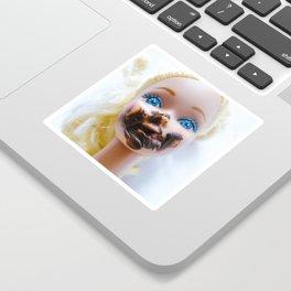 Chica chocoholica Sticker