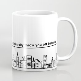 Highwire Coffee Mug