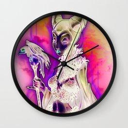EVIL Wall Clock