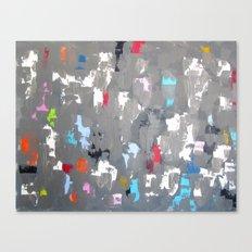 No. 43 Canvas Print