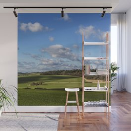 Views of Wiltshire. Wall Mural