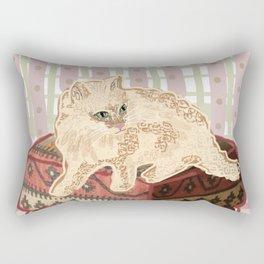 Moonshadow Rectangular Pillow