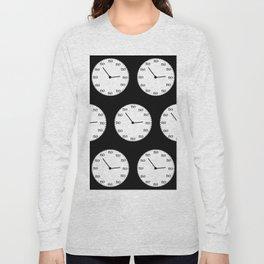 No Time Long Sleeve T-shirt