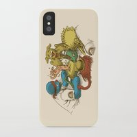 prometheus iPhone & iPod Cases featuring Open Sesame by Eric Fan
