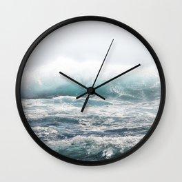 BIG SPLASH HAWAII Wall Clock