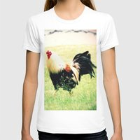 cock T-shirts featuring Cock tease by Mili Wolfe