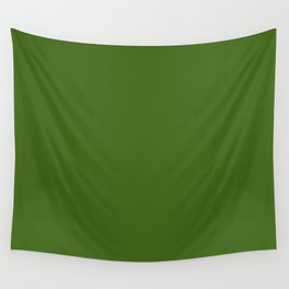Tropical Jungle Green Wall Tapestry