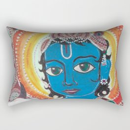 BABY KRISHNA Rectangular Pillow