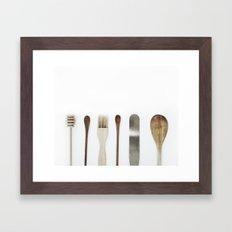 KITCHEN SERIES N2 Framed Art Print