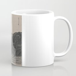 Old Swiss Panorama Coffee Mug