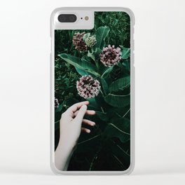 Seeking Magic Clear iPhone Case