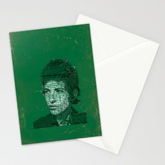Typographic Icons - Bob Dylan Stationery Cards