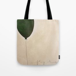 fly high wide eyes 2 Tote Bag